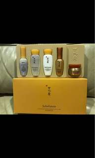Brand new travel set Ginseng Renewing Ex Kit (5 Items)