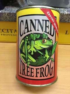 澳洲罐頭玩偶樹蛙