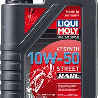 Liqui Moly 4T Fully Synthetic 10W50 ( 1L)