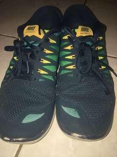 Nike Free runs 5.0 US10