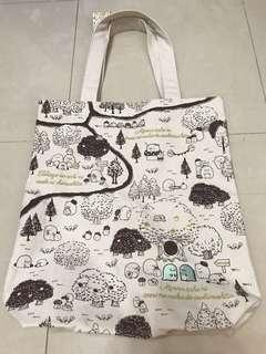 角落生物 Tote Bag