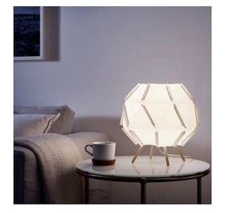 Table lamp ikea SJOPENNA