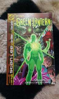 2001 DC Comics Green Lantern