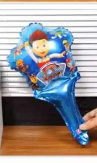 Paw Patrol handheld balloon
