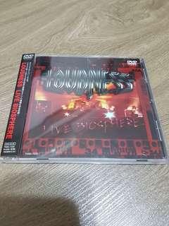 Loudness Japan Press Live Biosphere DVD