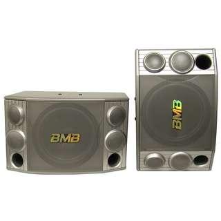 "BMB Professional Karaoke Speakers 12"""