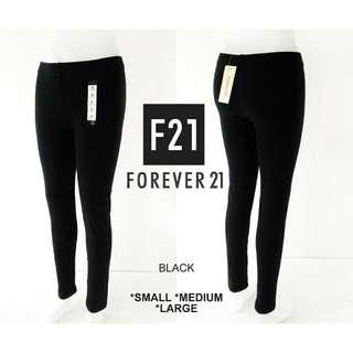 Forever 21 Leggings (Overruns)