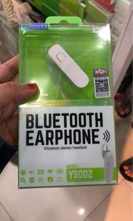 Bluetooth Headset' Bavin