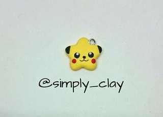Pikachu Star Charm