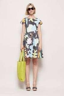 Gorman Zissou Smock Dress S