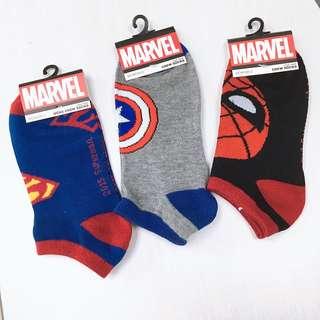 FreePostage: New Marvel Heros Socks