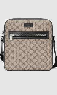 Gucci Supreme Sling bag