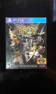 PS4 Dragon's Crown Pro Battle- Hardened edition