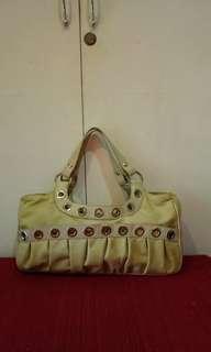 Moschino Nylon handbag multi pocket
