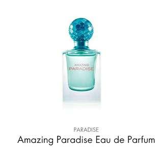 parfum amazing paradise