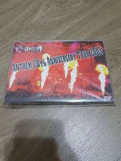 Anthem 20th Anniversary Tour 2005 DVD