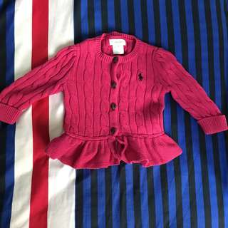 Ralph Lauren Sweater Babygirl
