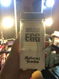 Brush Egg Masami Shouko