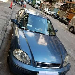 HONDA  CIVIC   1995   1493cc  (自動波)