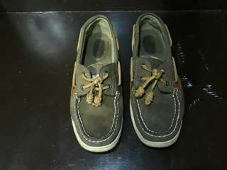 Sperry Top-Sider (Bluefish Olive Plaid, women's)