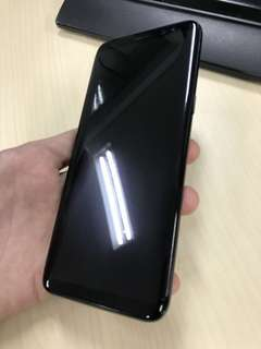Samsung s8 plus original black