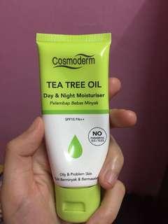 Cosmoderm Tea Tree Oil Moisturizer