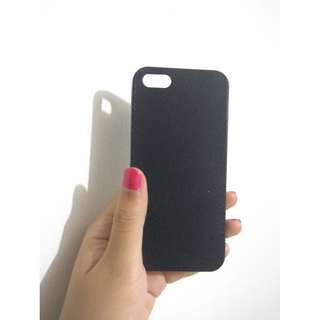 Black Soft Case for iPhone 5 / 5s