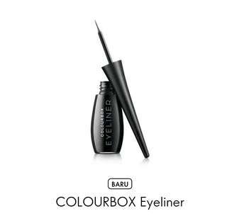 eye liner colour box