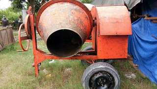 One Bagger Cement Mixer