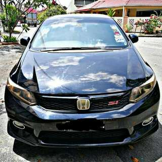HONDA CIVIC FB 1.8 I-VTEC  2014