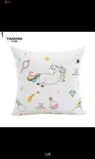 Unicorn Designer Pillow Case