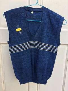 School girl vest