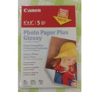 Canon Photo Paper Plus Glossy