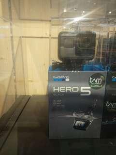 Camera gopro hero 5 kredit proses 3 menit tanpa DP