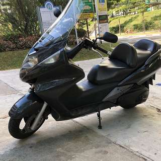 2004 Honda Silverwing 400 for sale