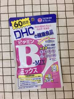 DHC維他命B雜60日份