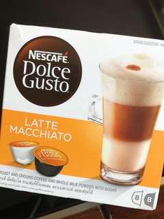 Nescafé Dolce Gusto Capsules- Latte Macchiato