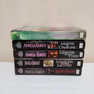 Angela Knight Novels
