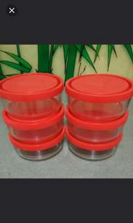 Gelo Glass container