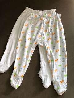 Brand New Baby Long Pants