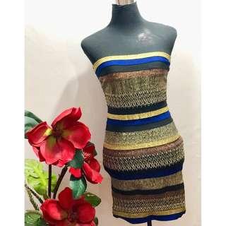 Bandeau Bandage Dress