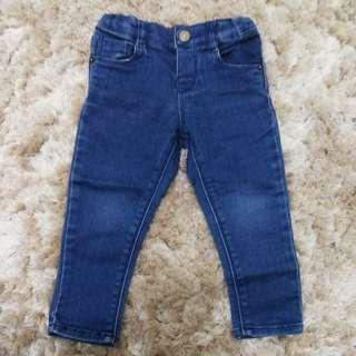 ZARA BABY Skinny Jeans
