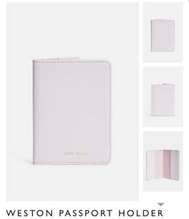 Jack Wills passport holder