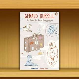 BN - A Zoo in My Luggage By Gerald Durrell