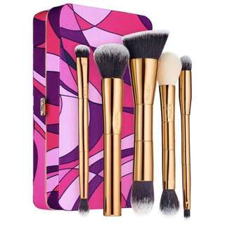 *BNIB* Limited Edition Holiday Collection Tarte Brushes Set