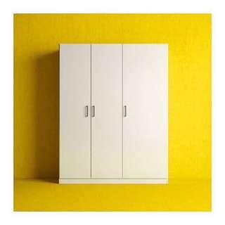 Cabinet Wardrobe White