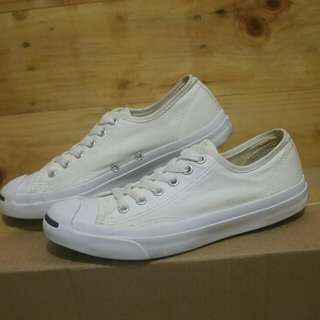 Converse Jack purcell unisex ox White shoes original