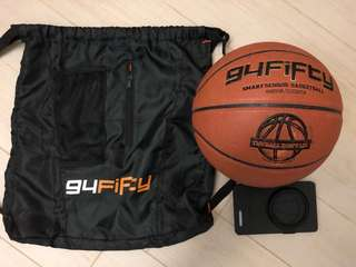 智能籃球 94fifty
