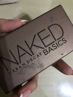 NAKED Basics Palette Authentic