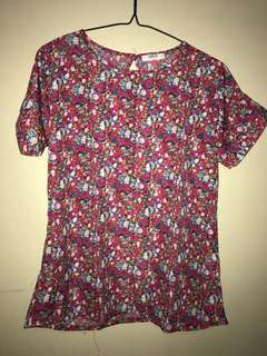 Unica Hija Blouse,fits to medium to large